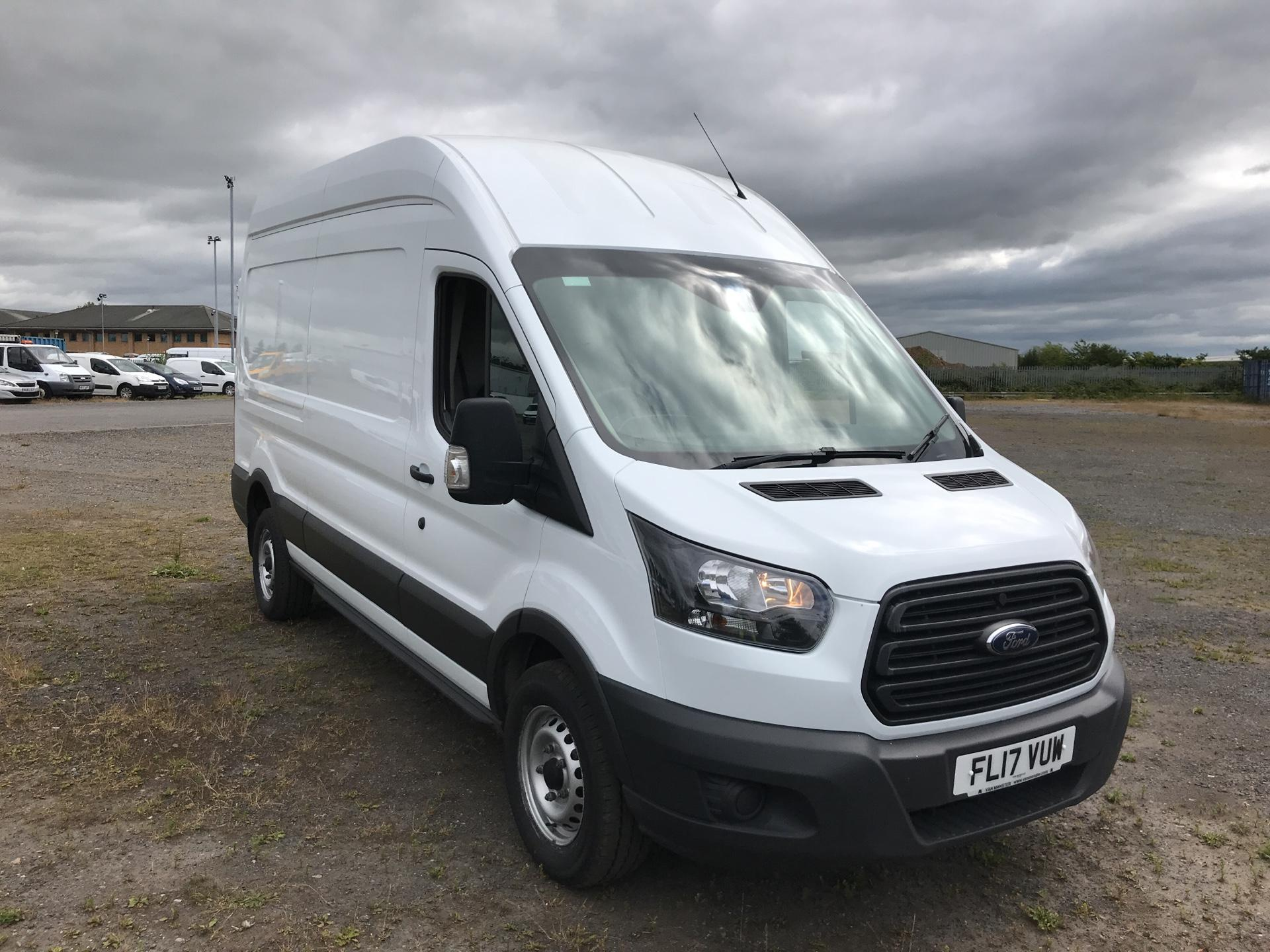 2017 Ford Transit 2.0 Tdci 130Ps H3 Van *VALUE RANGE VEHICLE CONDITION REFLECTED IN PRICE* (FL17VUW)