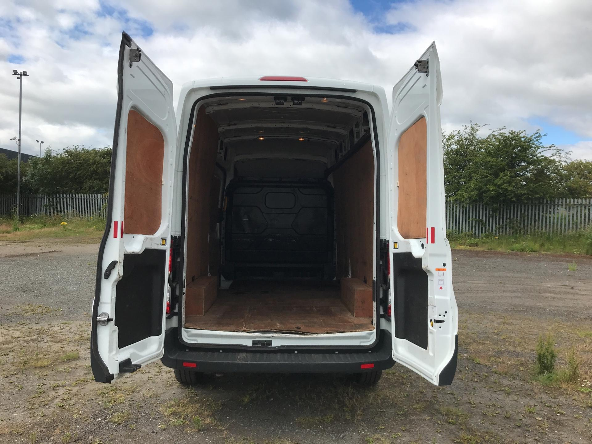 2017 Ford Transit 2.0 Tdci 130Ps H3 Van *VALUE RANGE VEHICLE CONDITION REFLECTED IN PRICE* (FL17VUW) Image 15