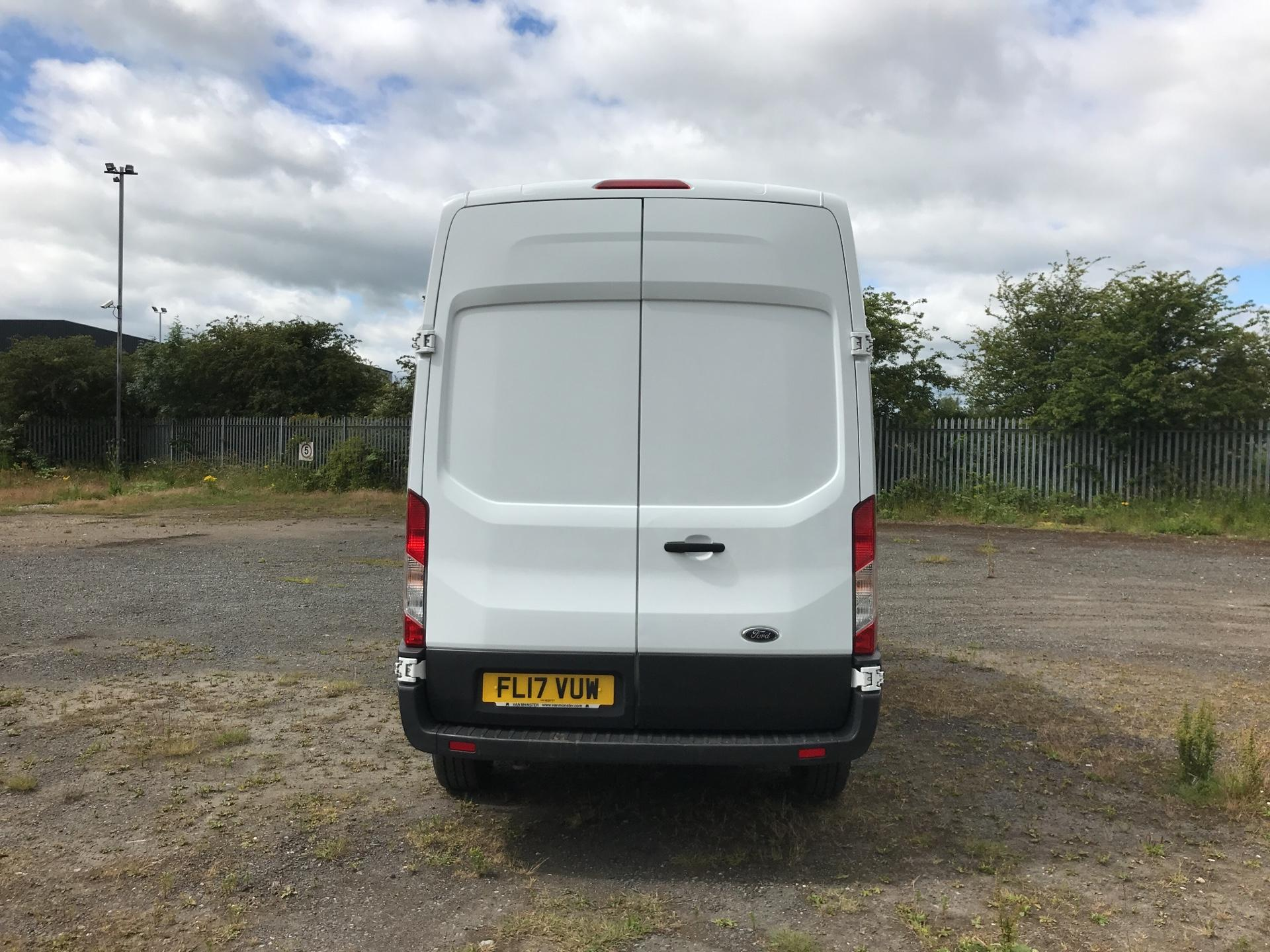 2017 Ford Transit 2.0 Tdci 130Ps H3 Van *VALUE RANGE VEHICLE CONDITION REFLECTED IN PRICE* (FL17VUW) Image 4