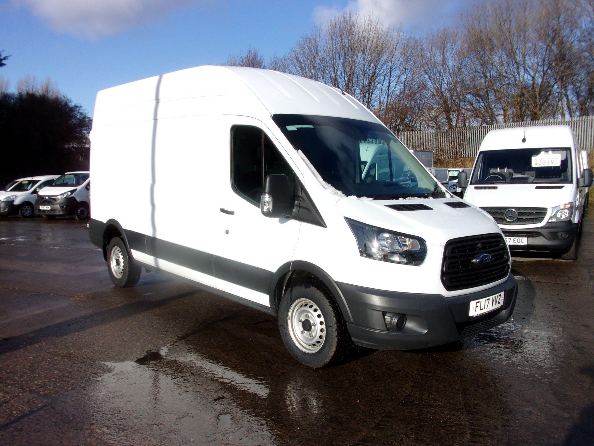 2017 Ford Transit 350 L3 H3 130PS VAN EURO 6 (FL17VVZ) Image 1