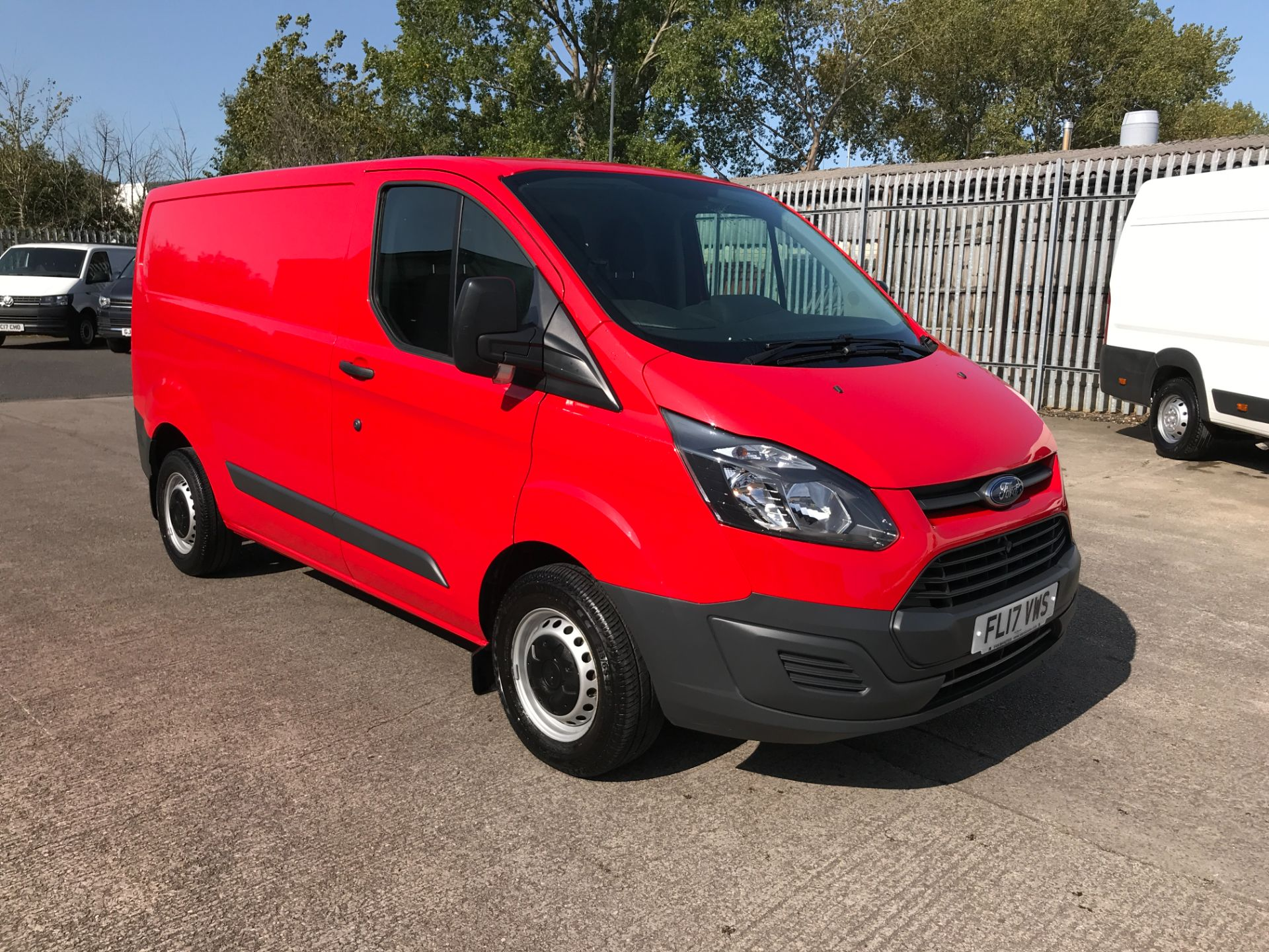 2017 Ford Transit Custom 290 L1 2.0TDCI 105PS LOW ROOF EURO 6 (FL17VWS)