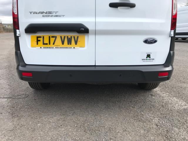 2017 Ford Transit Connect 1.5 Tdci 100Ps Van Powershift Euro 6 (Auto) L2 (FL17VWV) Image 9
