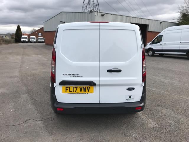 2017 Ford Transit Connect 1.5 Tdci 100Ps Van Powershift Euro 6 (Auto) L2 (FL17VWV) Image 6