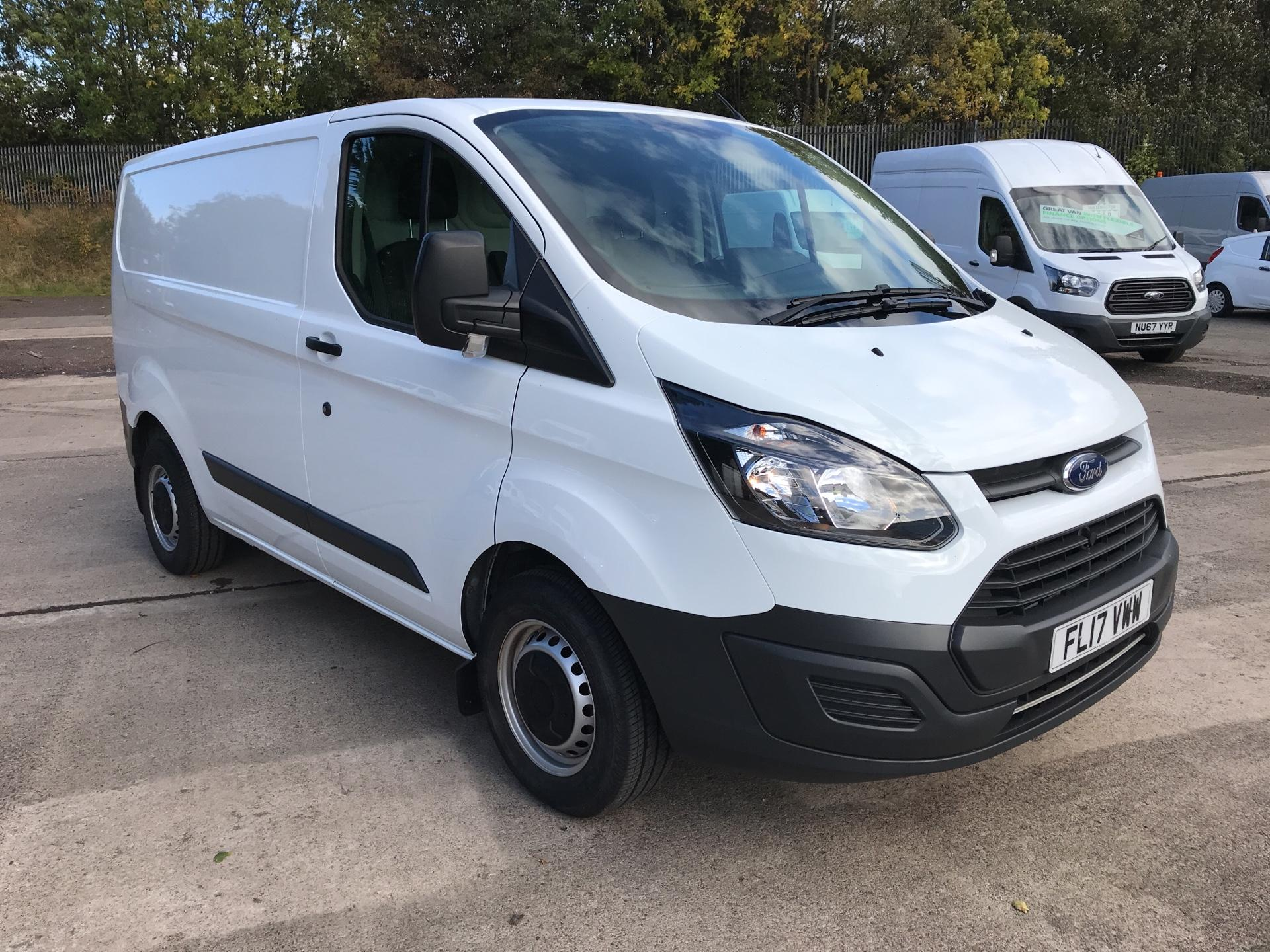 2017 Ford Transit Custom 290 L1 DIESEL FWD 2.0 TDCI 105PS LOW ROOF VAN EURO 6 (FL17VWW)