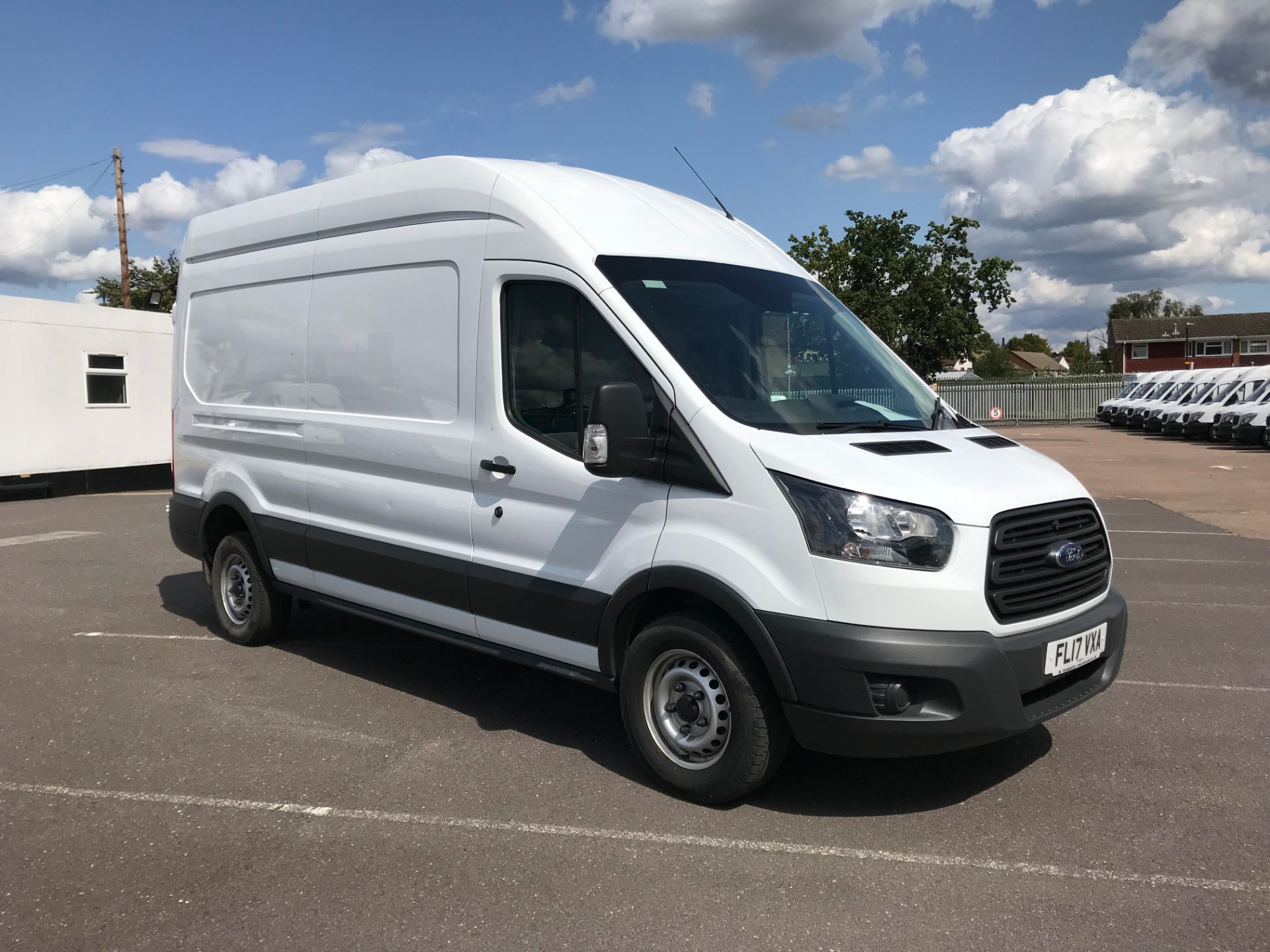 2017 Ford Transit  T350 L3 H3 VAN 130PS EURO 6 *VALUE RANGE VEHICLE CONDITION REFLECTED IN PRICE* (FL17VXA)