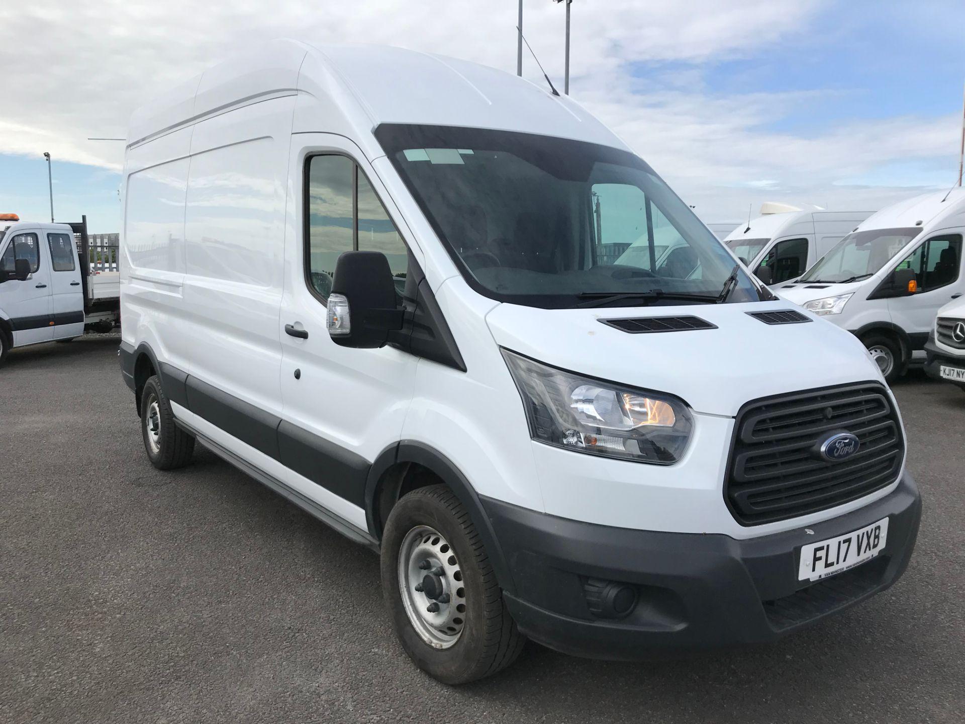 2017 Ford Transit 2.0 Tdci 130Ps H3 Van (FL17VXB)