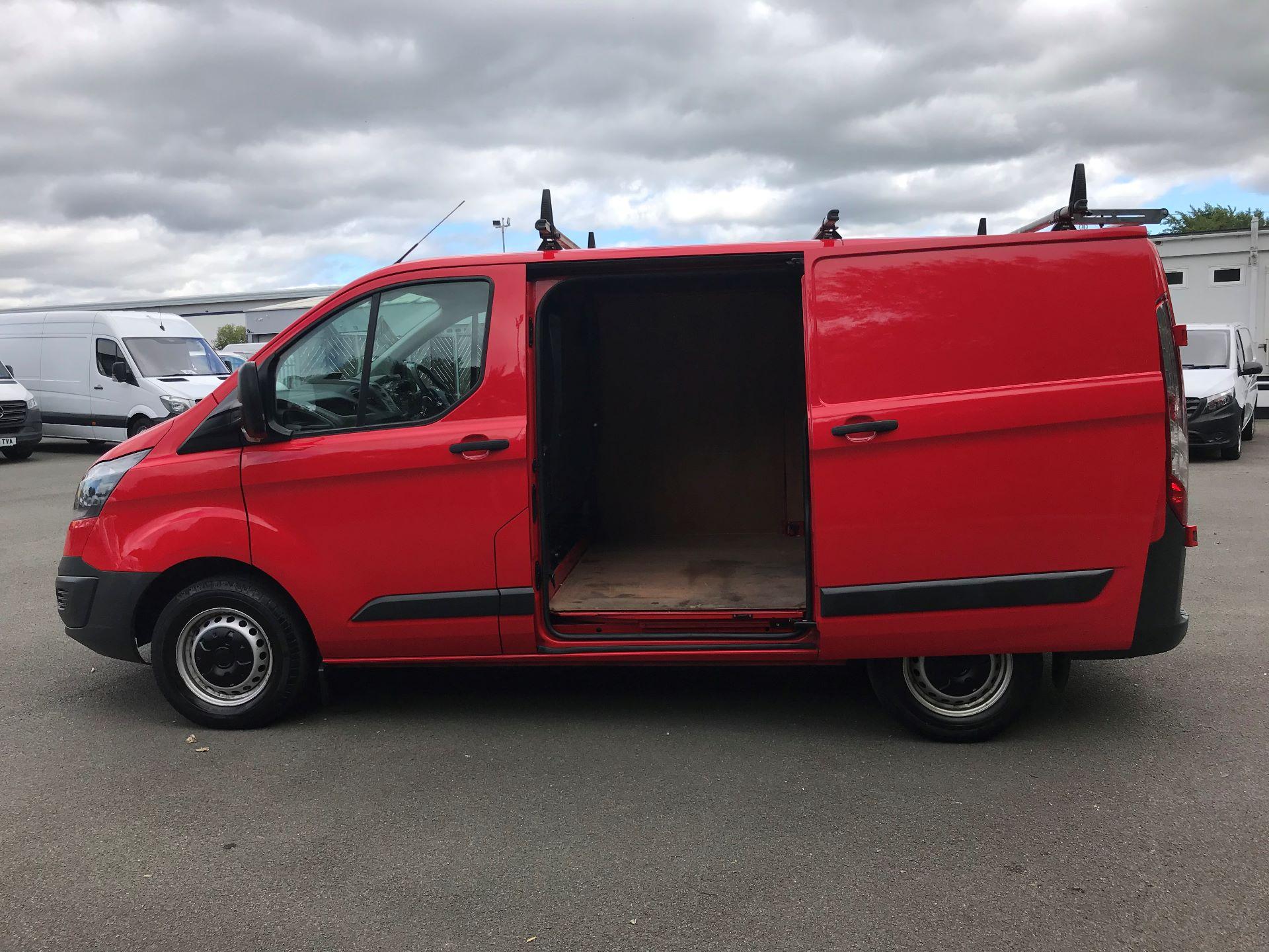 2017 Ford Transit Custom  290 L1 DIESEL FWD 2.0 TDCI 105PS LOW ROOF VAN EURO 6 (FL17VXD) Image 5