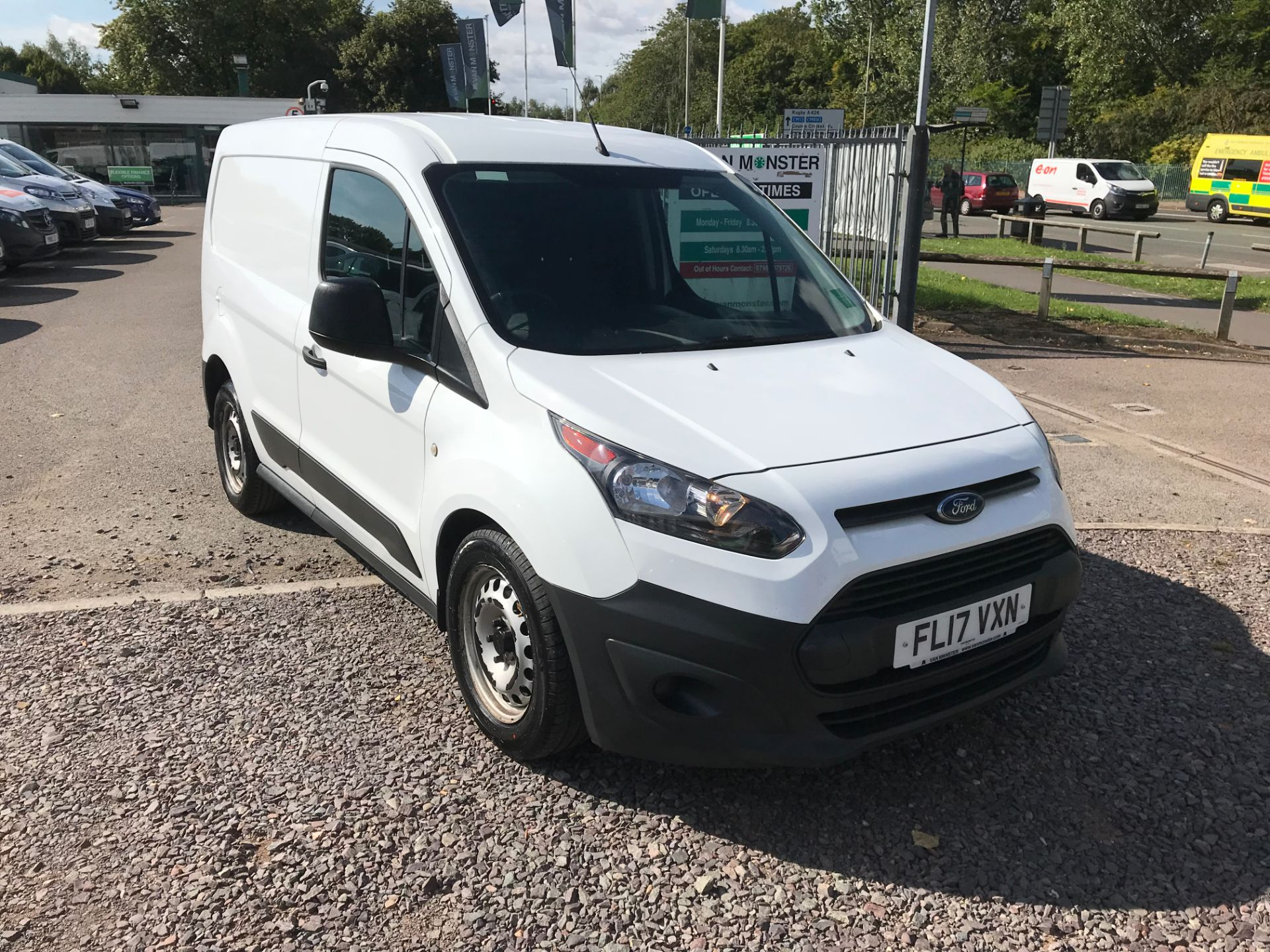 2017 Ford Transit Connect 200 L1 DIESEL 1.5 TDCi 75PS VAN EURO 5 (FL17VXN)