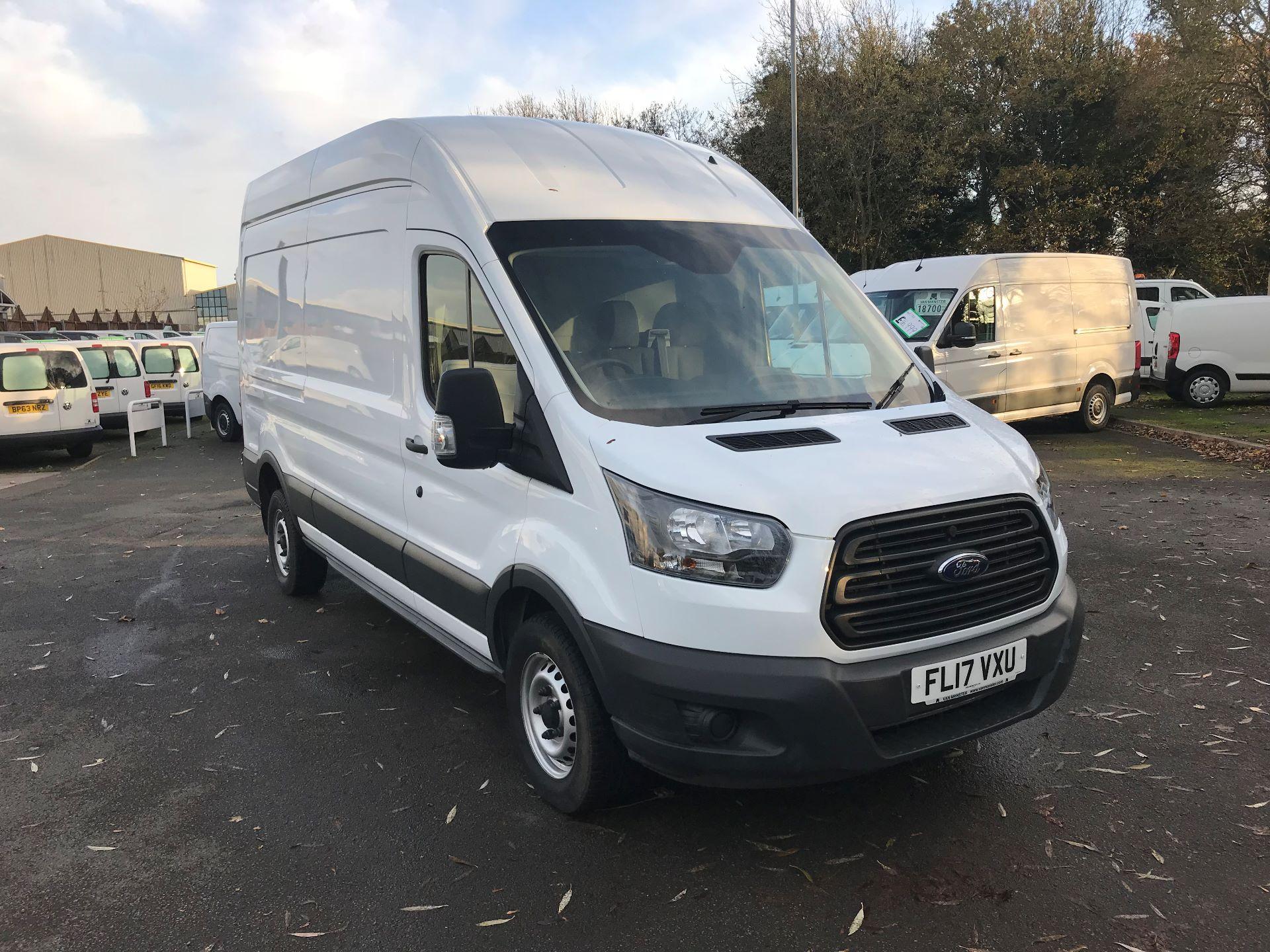 2017 Ford Transit L3 H3 VAN 130PS EURO 6 (FL17VXU)