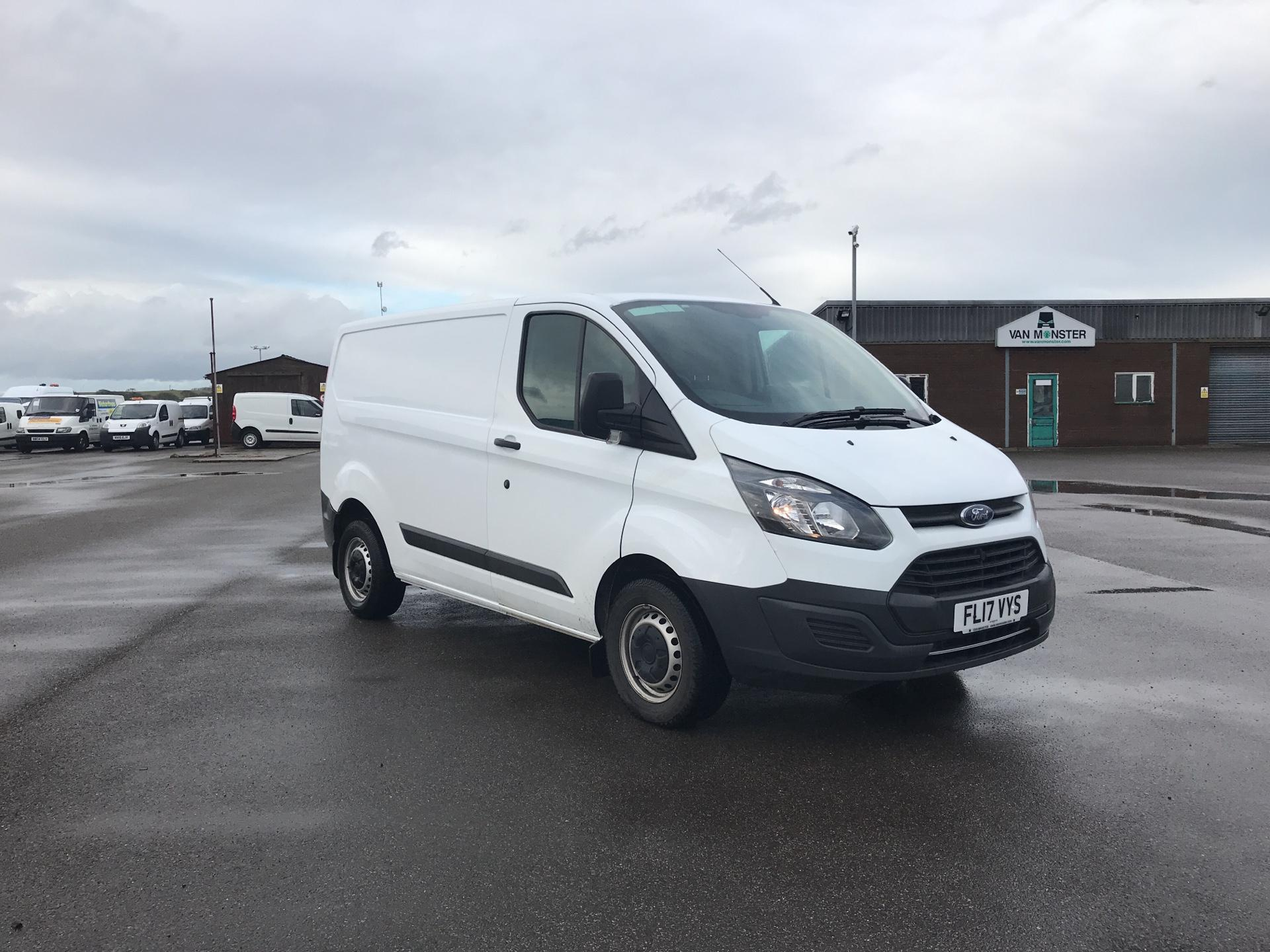 2017 Ford Transit Custom 290 L1 DIESEL FWD 2.0 TDCI 105PS LOW ROOF VAN EURO 6 (FL17VYS)