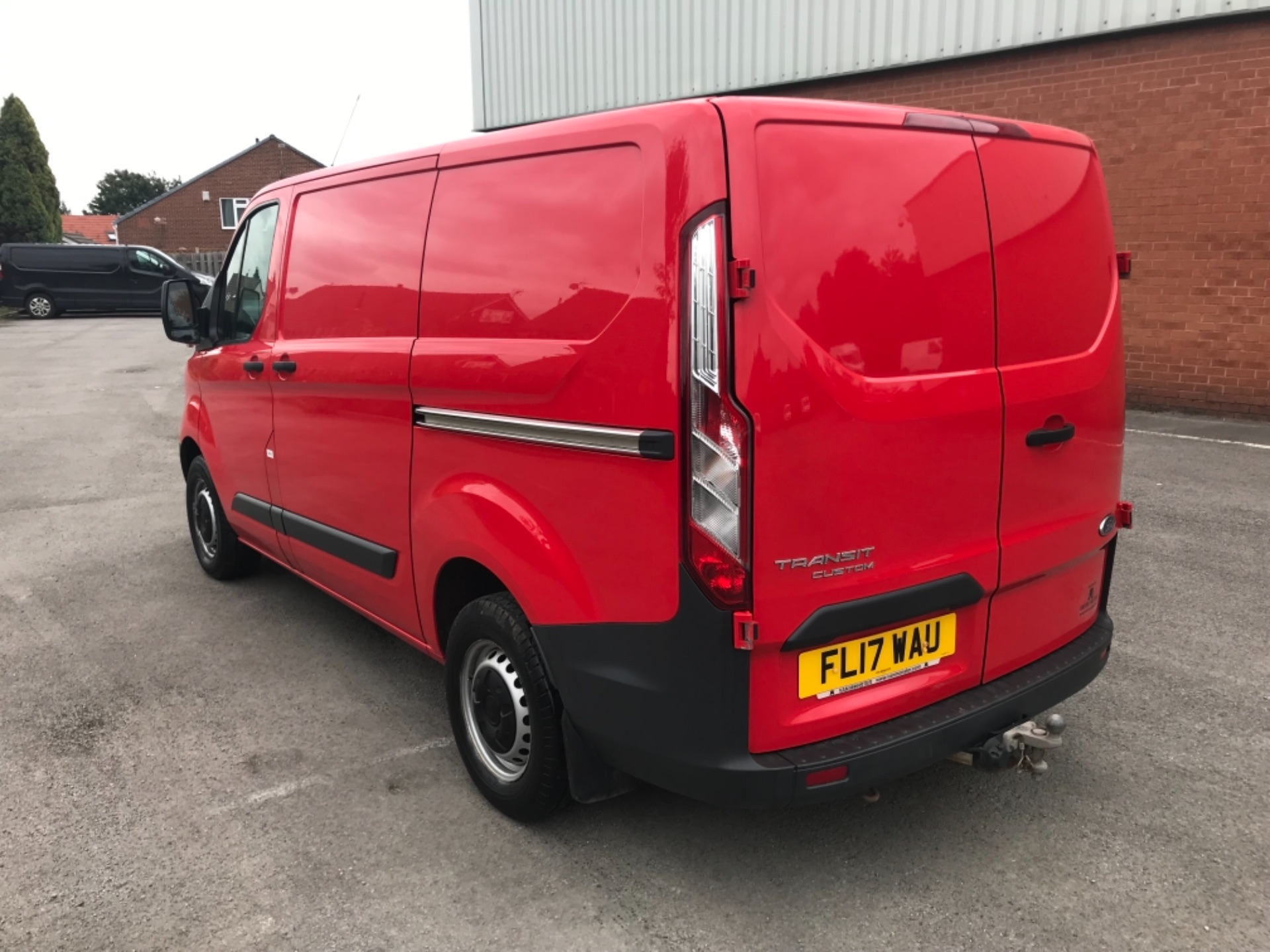 2017 Ford Transit Custom 2.0 Tdci 105Ps Low Roof Van EURO 6 (FL17WAU) Image 5
