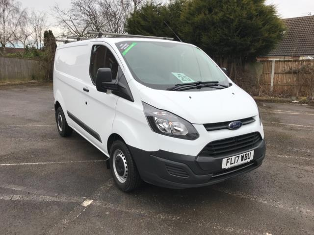 2017 Ford Transit Custom 2.0 Tdci 105Ps Low Roof Van Euro 6 (FL17WBU)