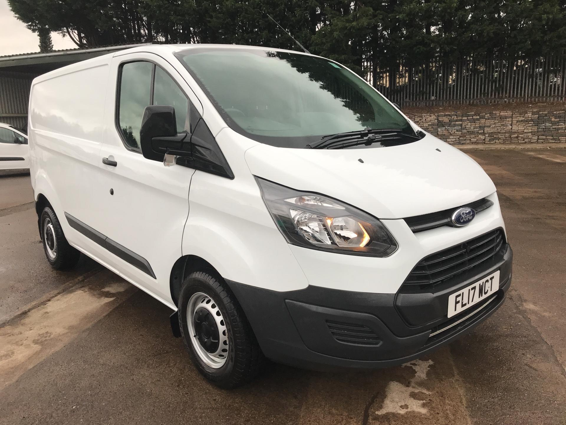 2017 Ford Transit Custom 290 L1 DIESEL FWD 2.0 TDCI 105PS LOW ROOF VAN EURO 6 (FL17WCT)