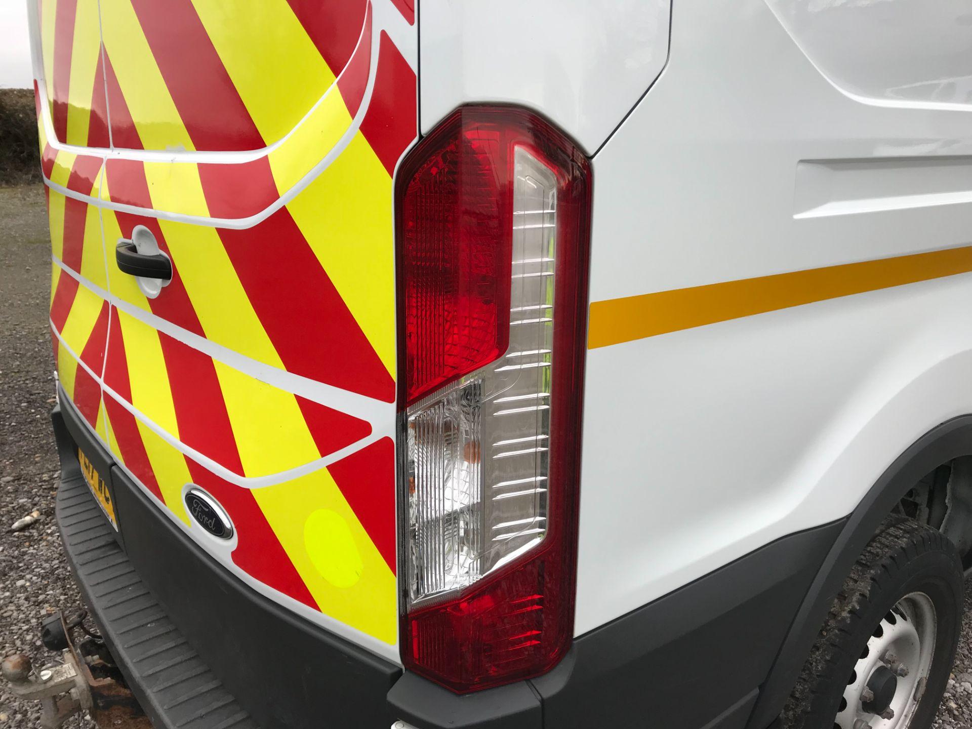 2017 Ford Transit 350  L3 H3 VAN 130PS EURO 6 (FL17WCV) Image 63