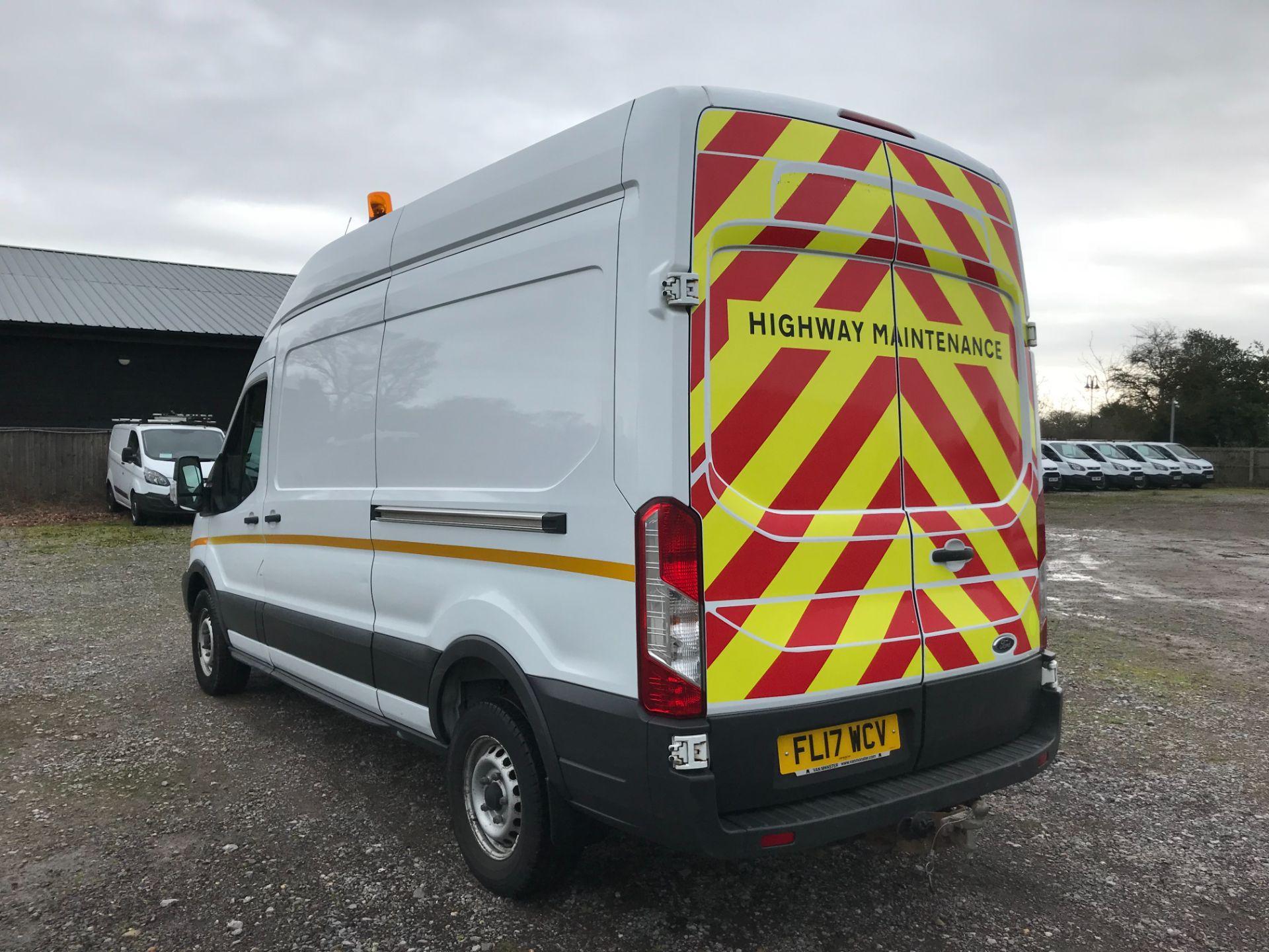 2017 Ford Transit 350  L3 H3 VAN 130PS EURO 6 (FL17WCV) Image 6
