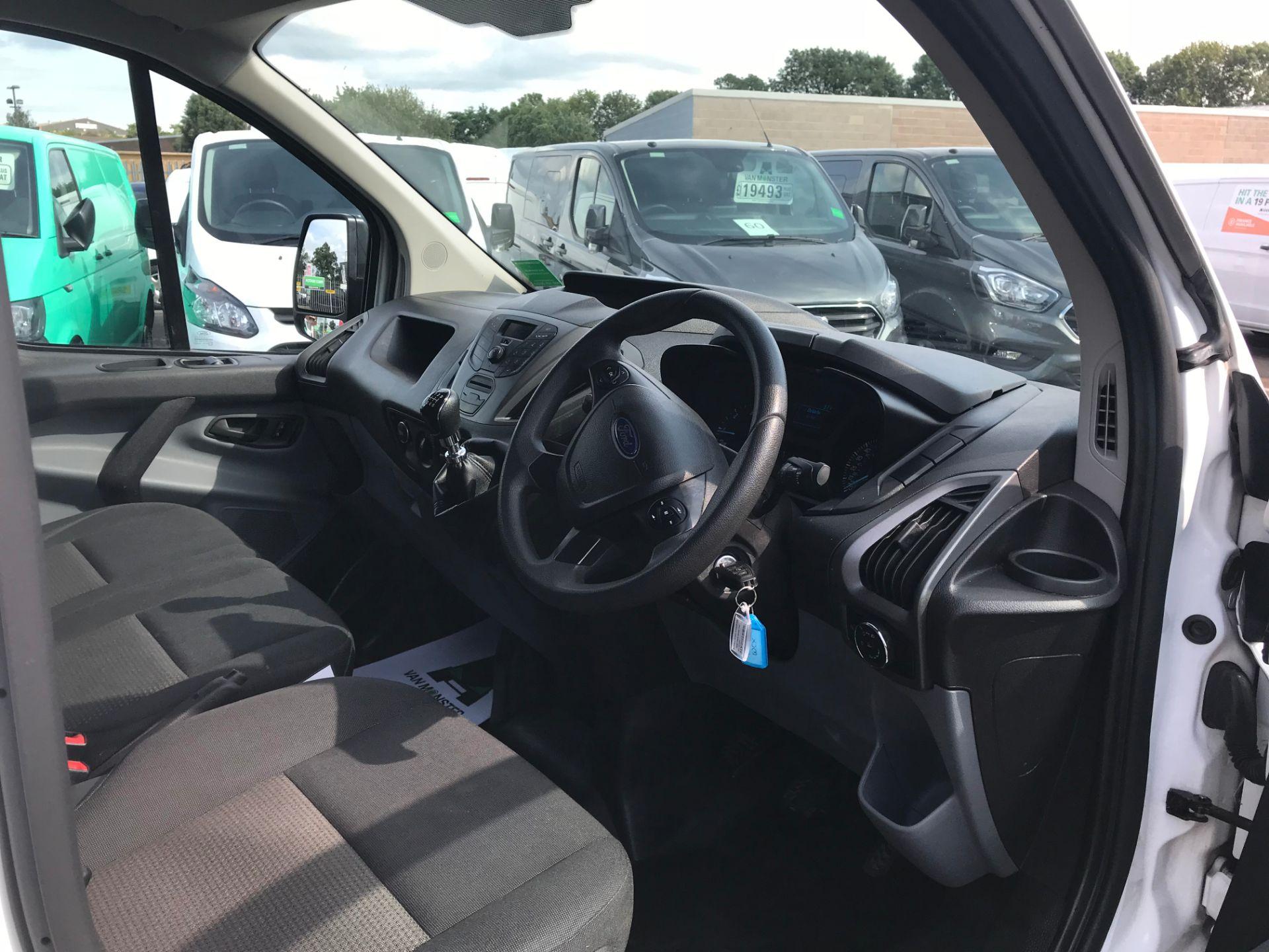 2017 Ford Transit Custom  290 L1 DIESEL FWD 2.0 TDCI 105PS LOW ROOF VAN EURO 6 (FL17WCX) Image 11