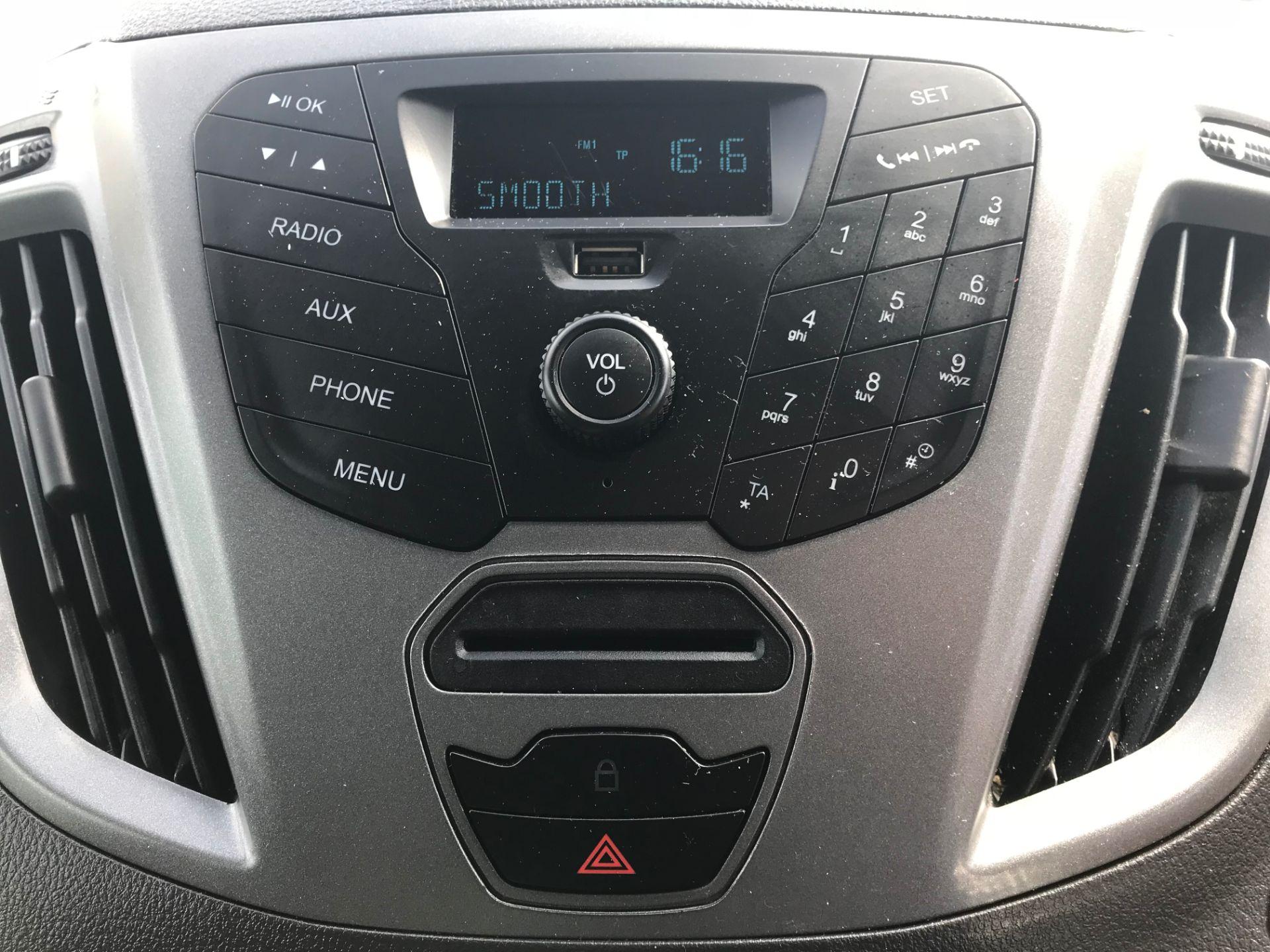 2017 Ford Transit Custom  290 L1 DIESEL FWD 2.0 TDCI 105PS LOW ROOF VAN EURO 6 (FL17WCX) Image 24
