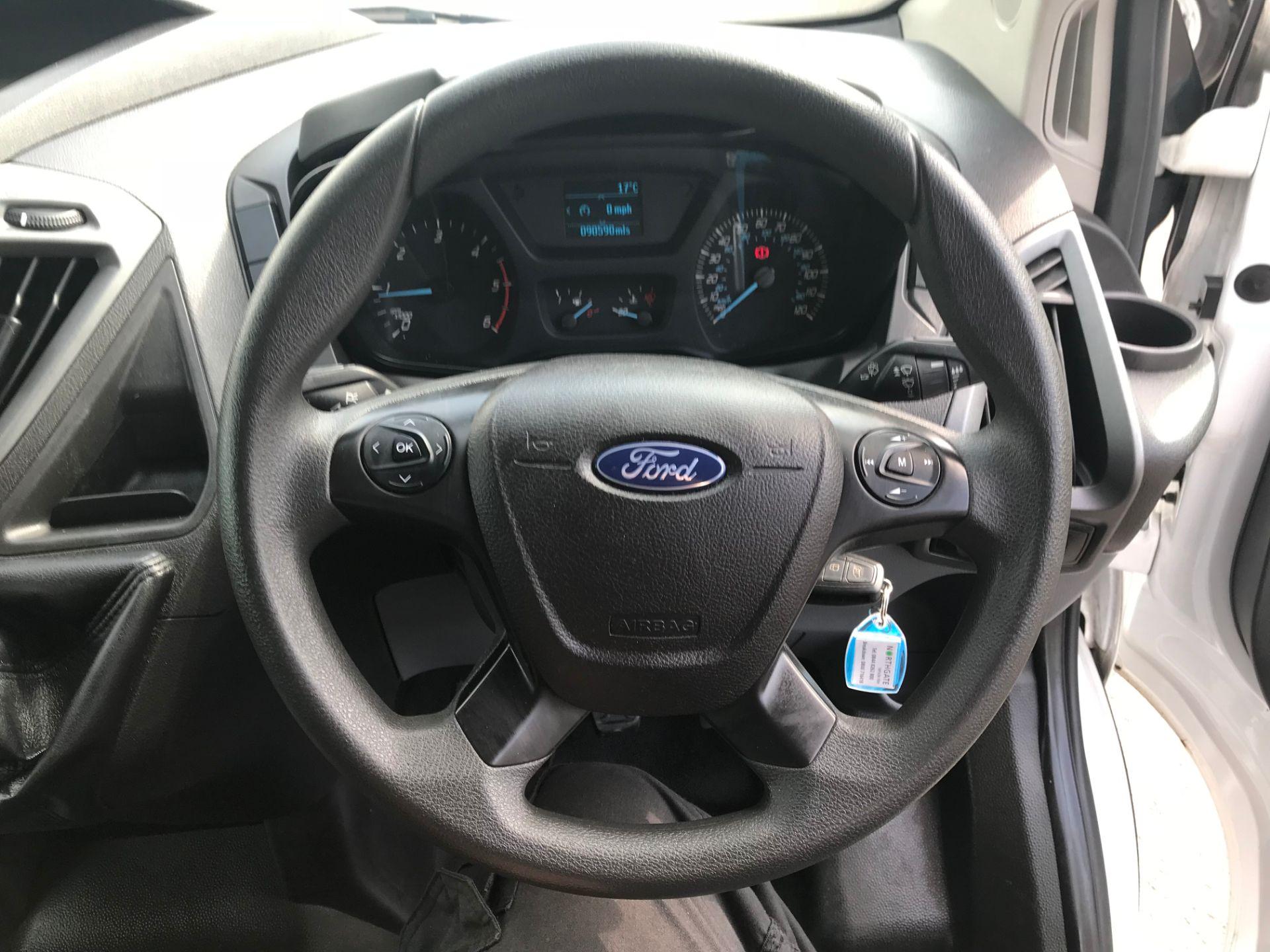 2017 Ford Transit Custom  290 L1 DIESEL FWD 2.0 TDCI 105PS LOW ROOF VAN EURO 6 (FL17WCX) Image 14