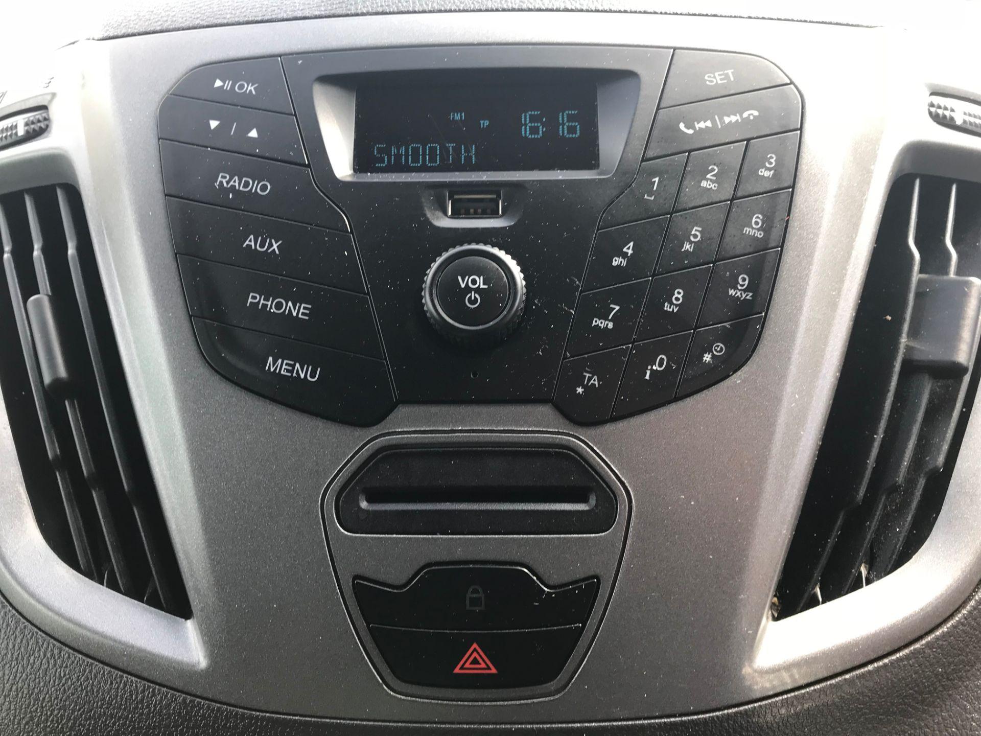 2017 Ford Transit Custom  290 L1 DIESEL FWD 2.0 TDCI 105PS LOW ROOF VAN EURO 6 (FL17WCX) Image 25