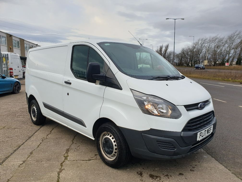 2017 Ford Transit Custom 290 L1 DIESEL FWD 2.0 TDCI 105PS LOW ROOF VAN EURO 6 (FL17WEF)