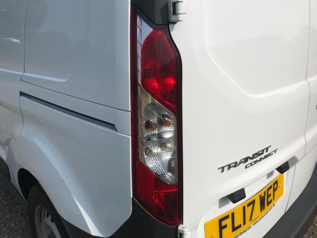 2017 Ford Transit Connect  200 L1 Diesel 1.5 TDCi 75PS Van EURO 6 (FL17WEP) Image 42