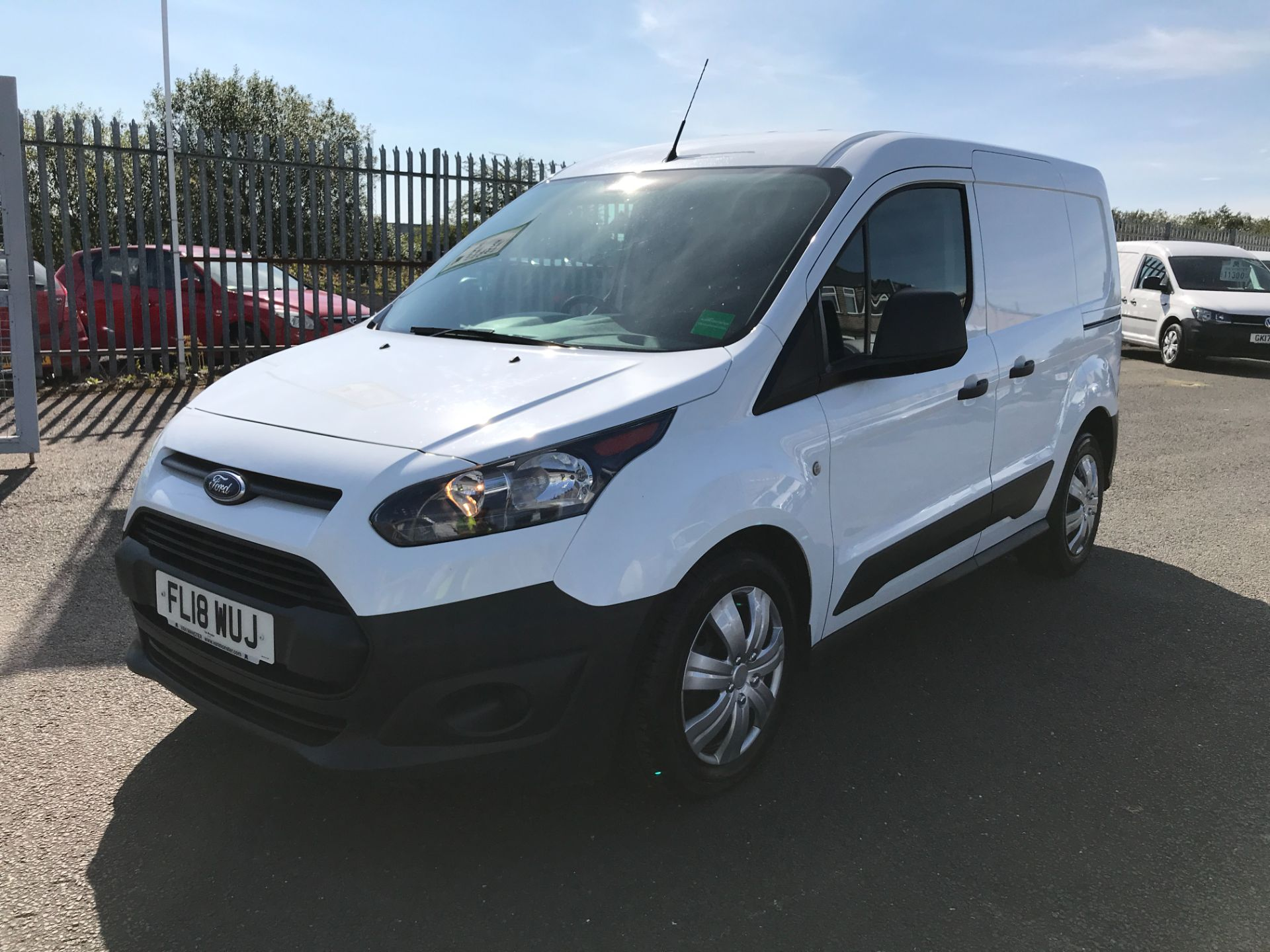2018 Ford Transit Connect T200 L1 H1 1.5TDCI 75PS EURO 6 (FL18WUJ) Image 13