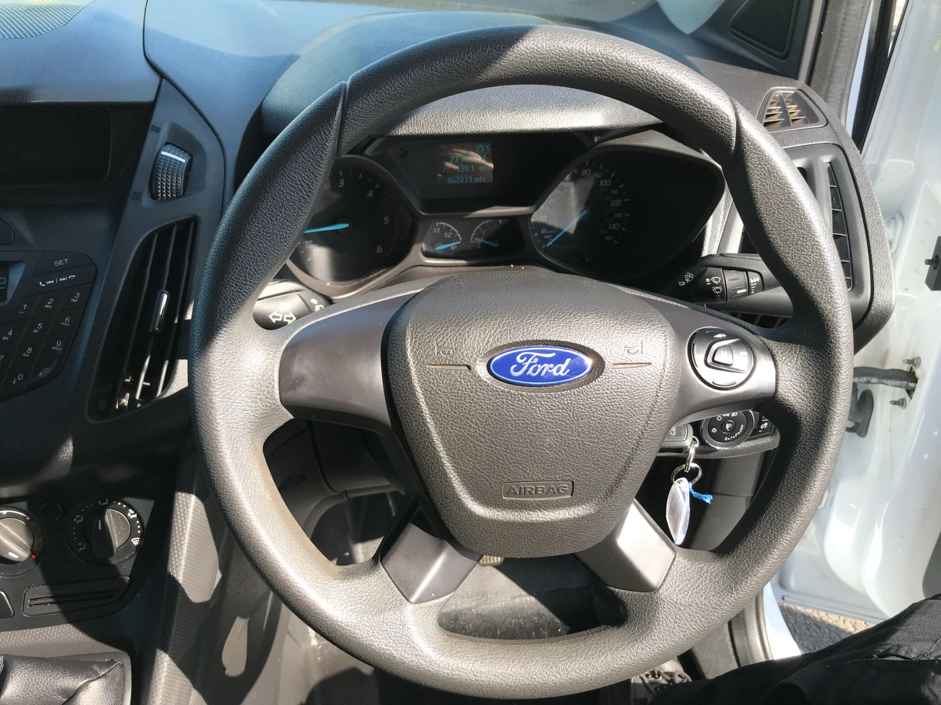 2018 Ford Transit Connect T200 L1 H1 1.5TDCI 75PS EURO 6 (FL18WUJ) Image 5