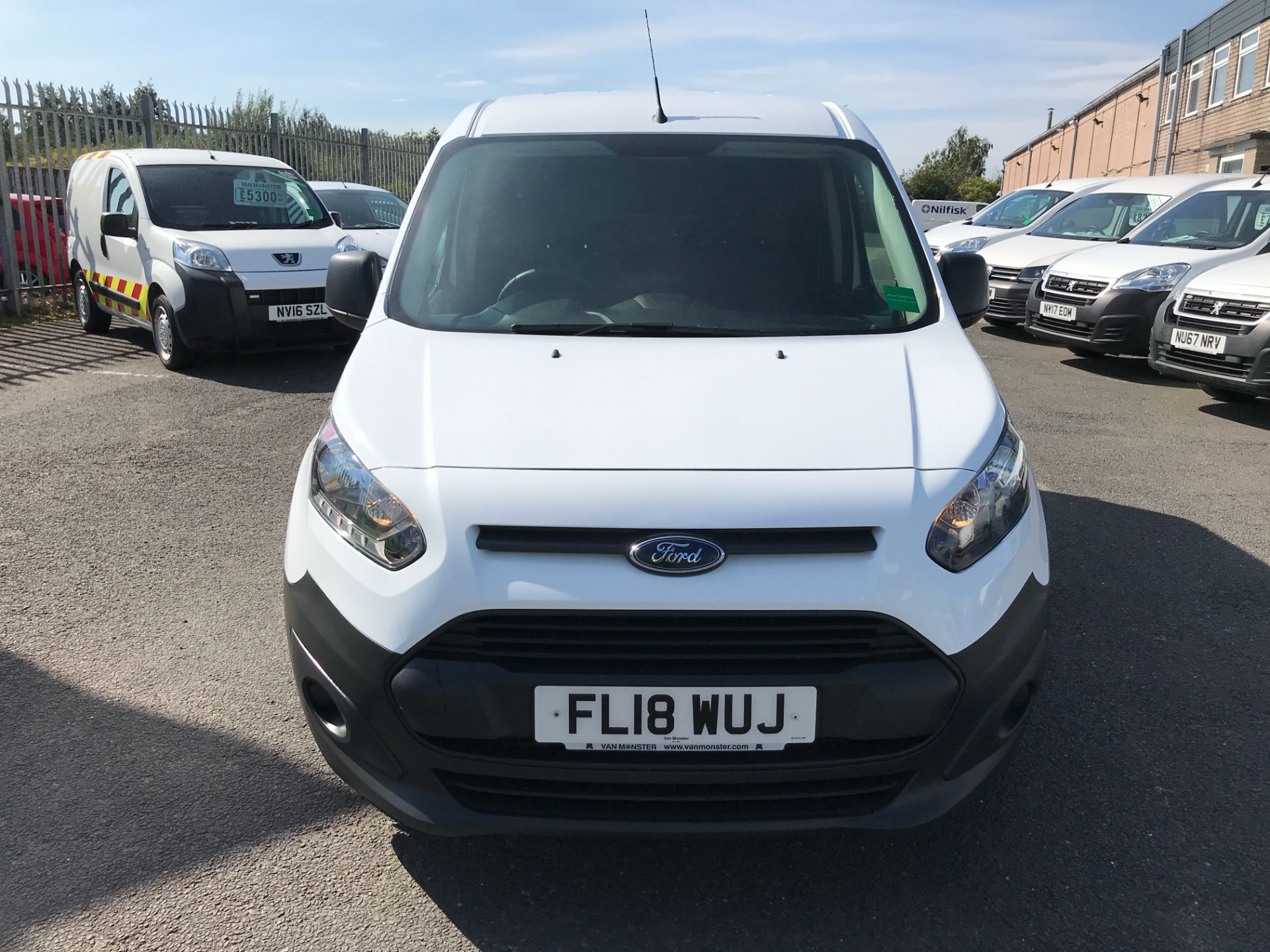 2018 Ford Transit Connect T200 L1 H1 1.5TDCI 75PS EURO 6 (FL18WUJ) Image 14