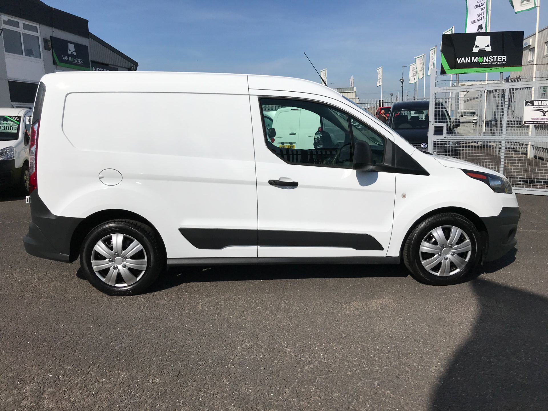 2018 Ford Transit Connect T200 L1 H1 1.5TDCI 75PS EURO 6 (FL18WUJ) Image 7