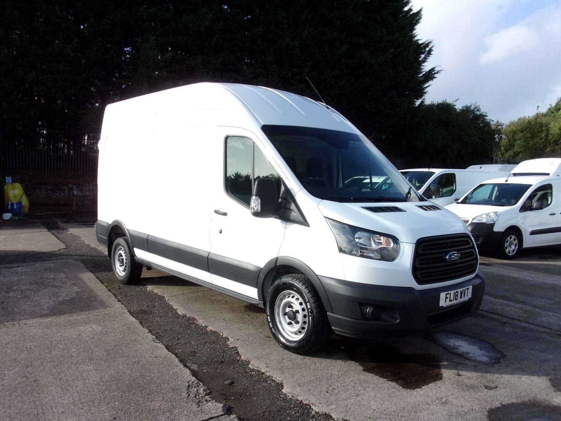 2018 Ford Transit 350 L3 H3 130PS VAN EURO 6 (FL18WVT)