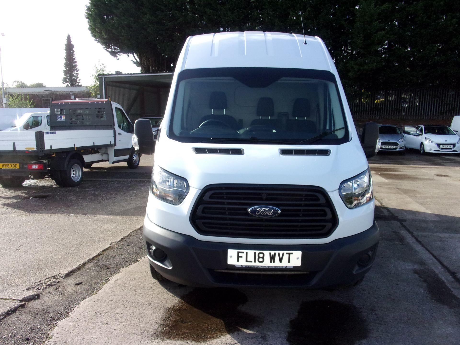 2018 Ford Transit 350 L3 H3 130PS VAN EURO 6 (FL18WVT) Image 15