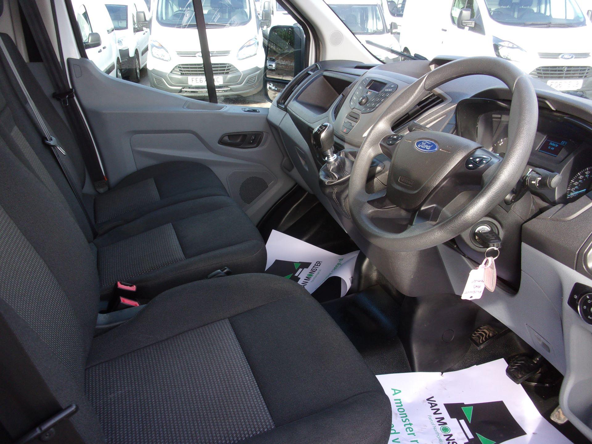 2018 Ford Transit 350 L3 H3 130PS VAN EURO 6 (FL18WVT) Image 2