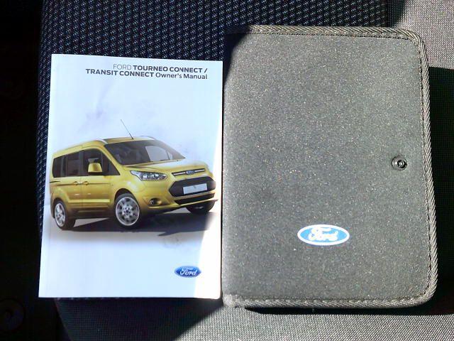2018 Ford Transit Connect 1.5 Tdci 75Ps Van (FL18WVV) Image 21
