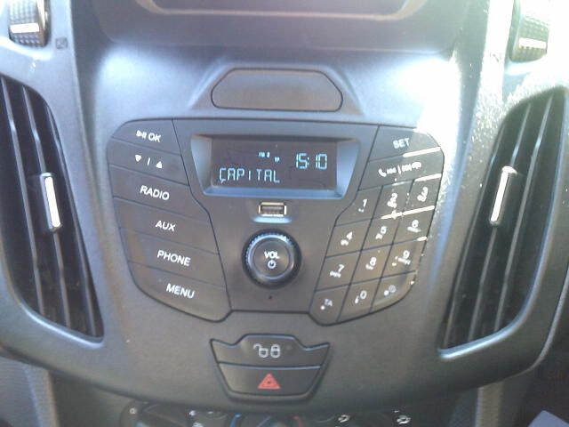 2018 Ford Transit Connect 1.5 Tdci 75Ps Van (FL18WVV) Image 3