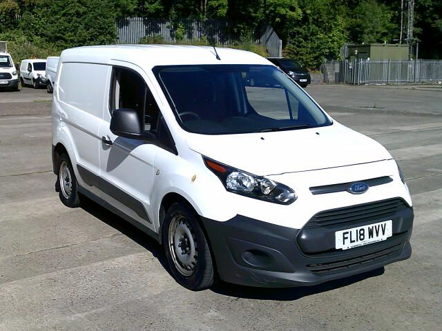 2018 Ford Transit Connect 1.5 Tdci 75Ps Van (FL18WVV) Image 1