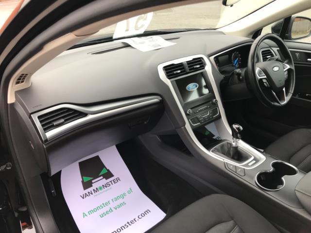 2018 Ford Mondeo 2.0 Tdci Econetic Zetec 5Dr [Nav] (FL18XAB) Image 34