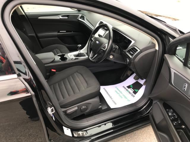 2018 Ford Mondeo 2.0 Tdci Econetic Zetec 5Dr [Nav] (FL18XAB) Image 10