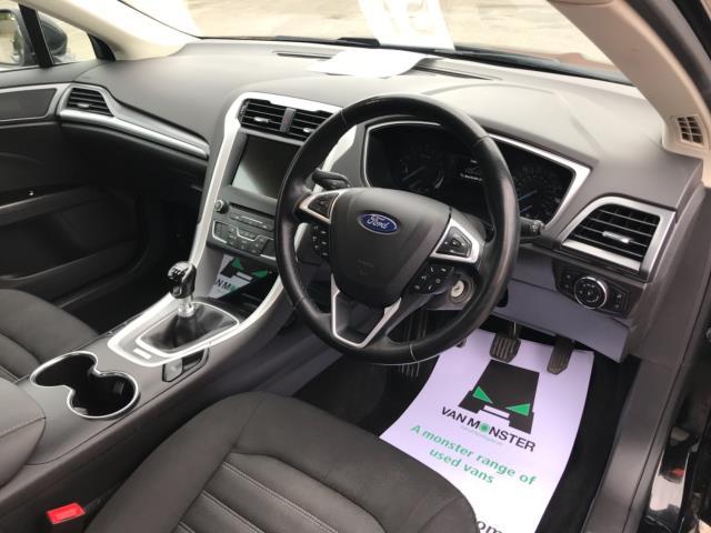 2018 Ford Mondeo 2.0 Tdci Econetic Zetec 5Dr [Nav] (FL18XAB) Image 11