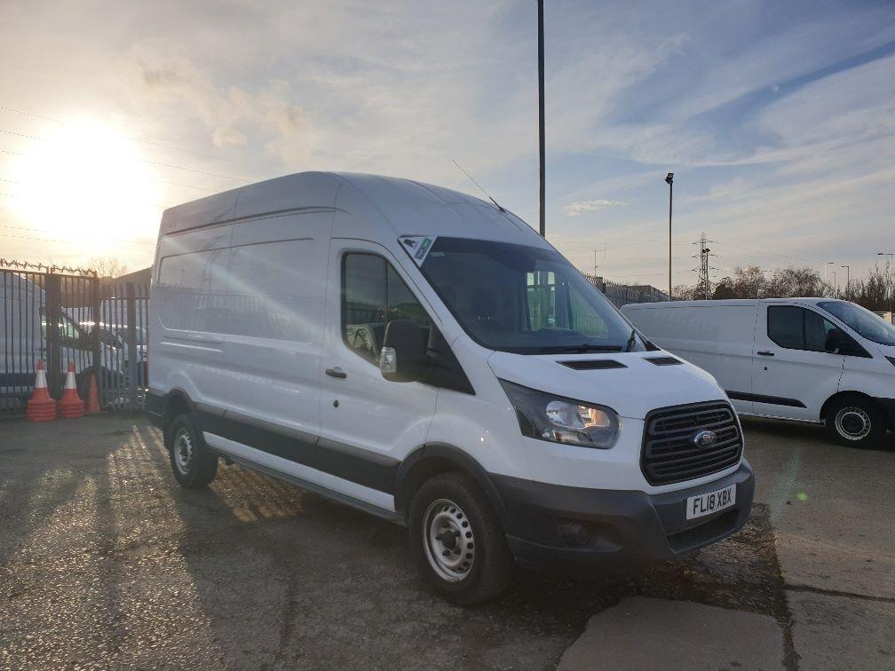 2018 Ford Transit L3 H3 VAN 130PS EURO 6 (FL18XBX)