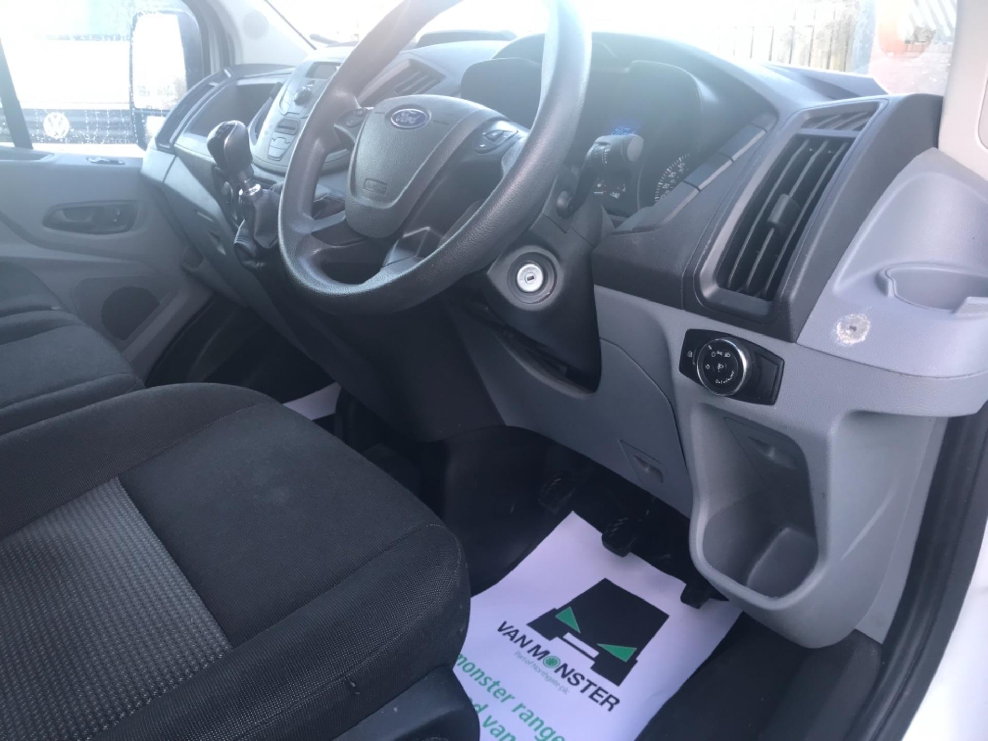 2018 Ford Transit 350  L3 H3 VAN 130PS EURO 6 (FL18XDT) Image 7