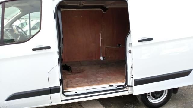 2018 Ford Transit Custom 2.0 Tdci 105Ps Low Roof Van (FL18XFV) Image 9