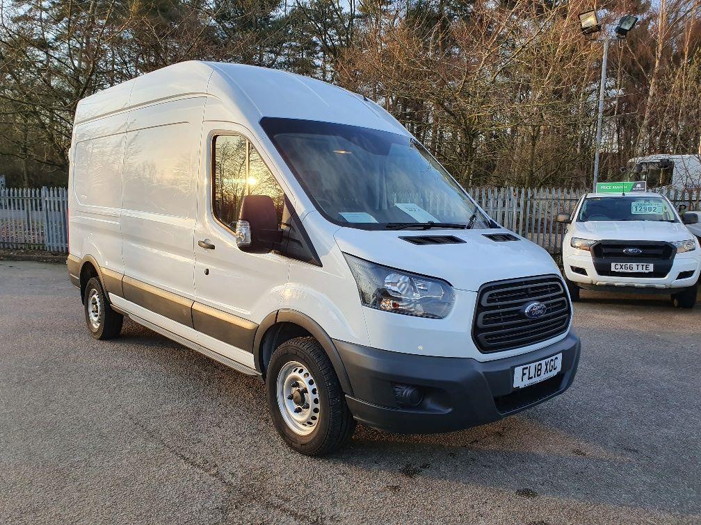 2018 Ford Transit L3 H3 VAN 130PS EURO 6 (FL18XGC)