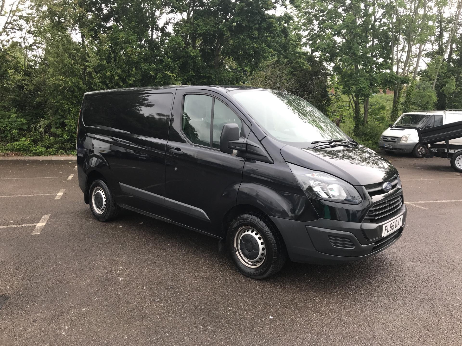 2015 Ford Transit Custom 2.2 Tdci 100Ps Low Roof Van Euro 5 (FL65OVT)