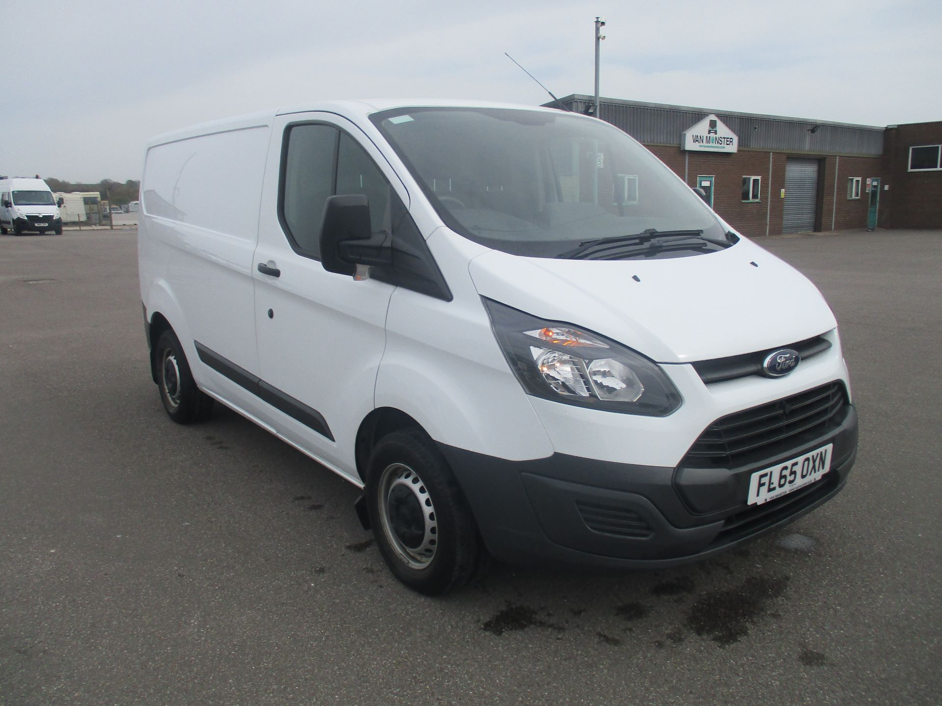 2015 Ford Transit Custom 290 L1 DIESEL FWD 2.2 TDCI 100PS LOW ROOF VAN EURO 5 (FL65OXN)
