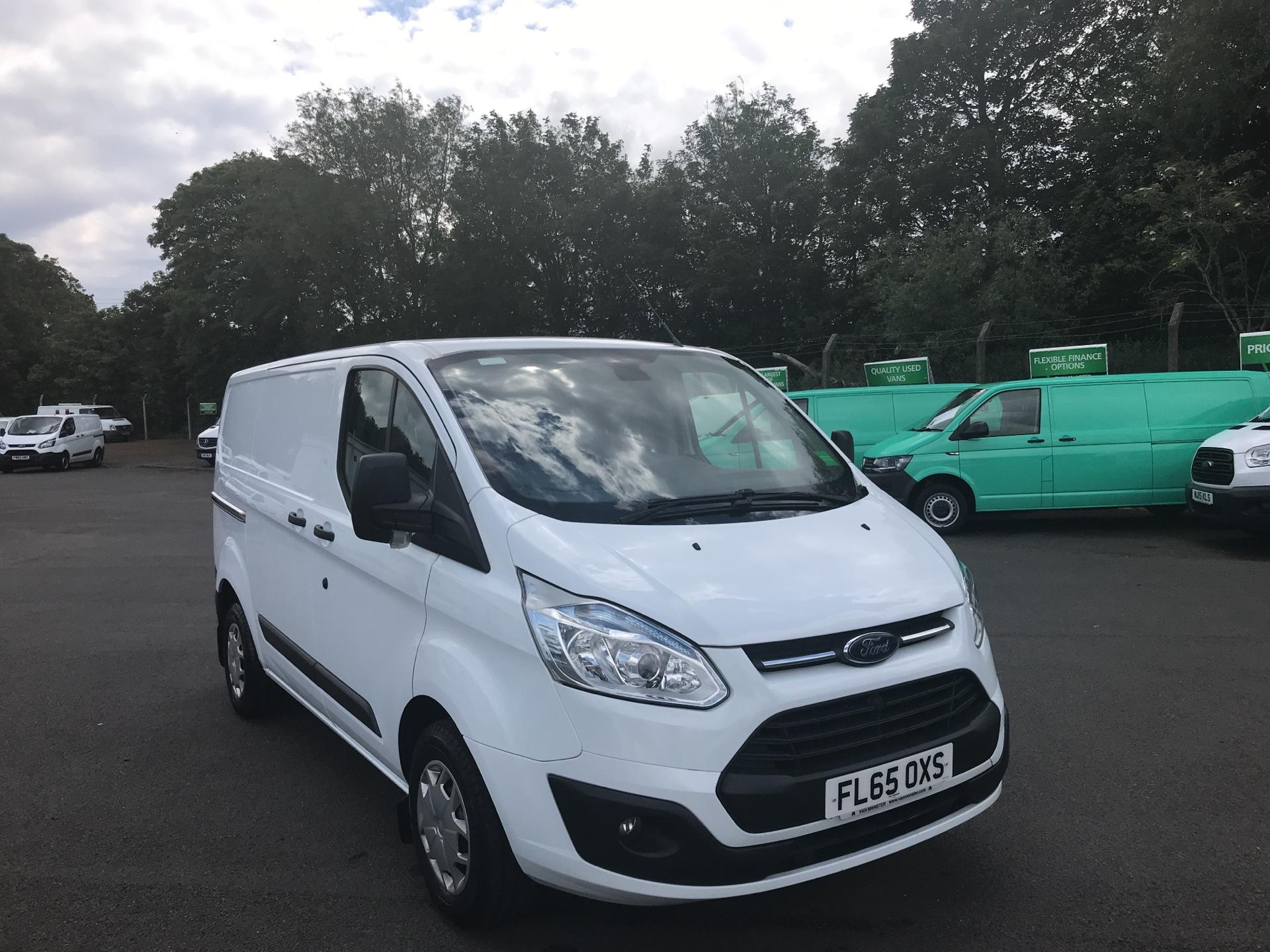 2015 Ford Transit Custom 2.2 TDCI 100PS LOW ROOF TREND VAN EURO 5 (FL65OXS)
