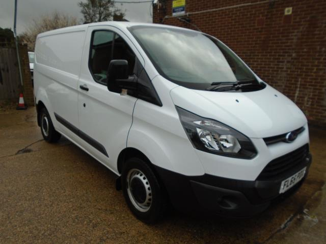 2015 Ford Transit Custom 2.2 Tdci 100Ps Low Roof Van (FL65PDX)