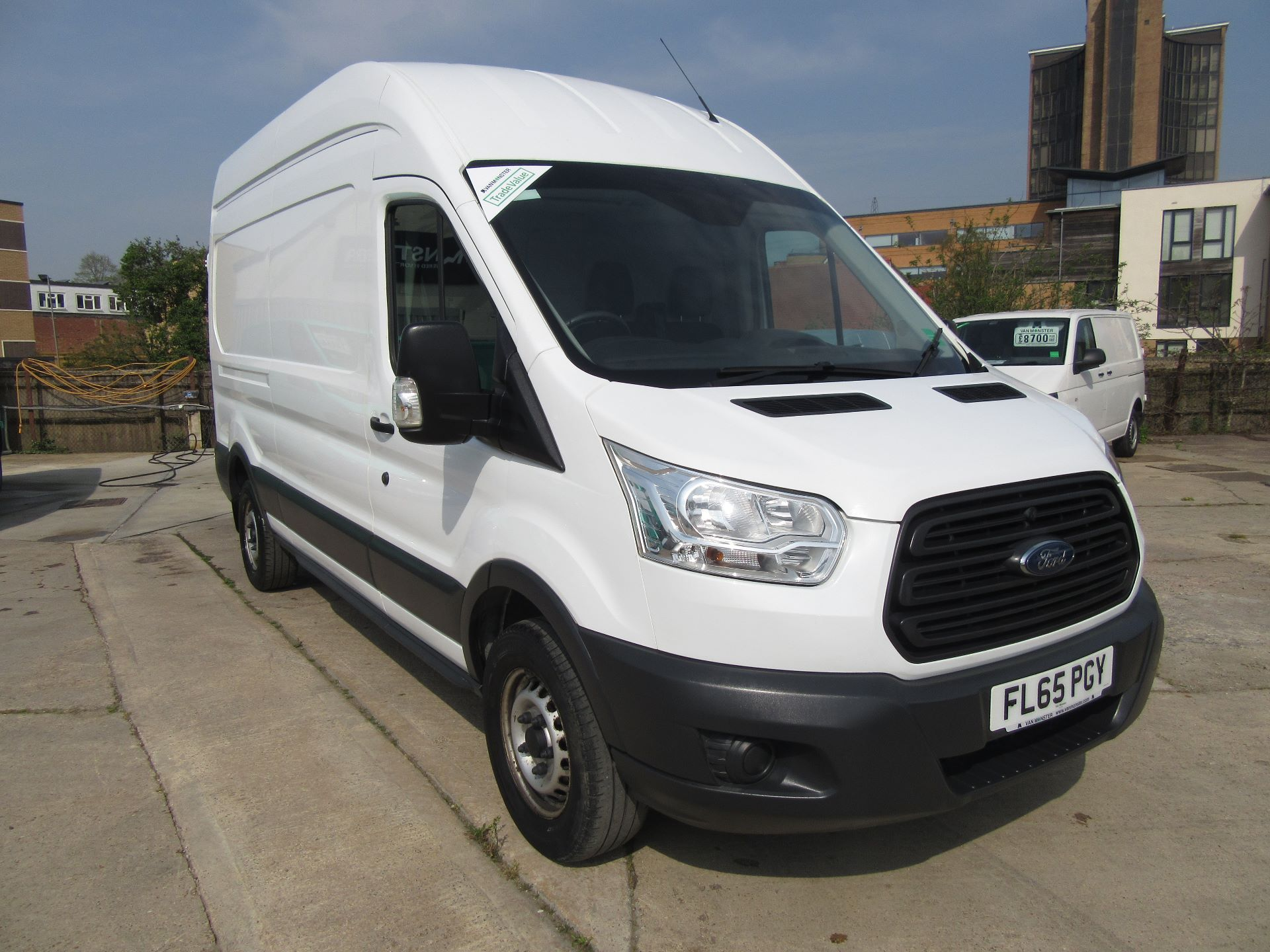 2015 Ford Transit  350 L3 H3 VAN 125PS EURO 5 (FL65PGY)