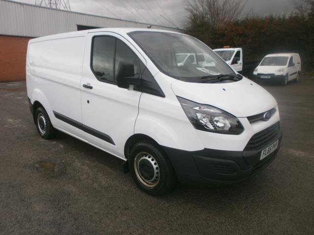 2015 Ford Transit Custom L1 2.2 Tdci SWB 100Ps Low Roof Van EURO 5 (FL65PHV)