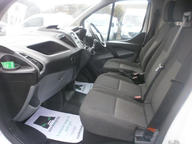 2015 Ford Transit Custom L1 2.2 Tdci SWB 100Ps Low Roof Van EURO 5 (FL65PHV) Image 15