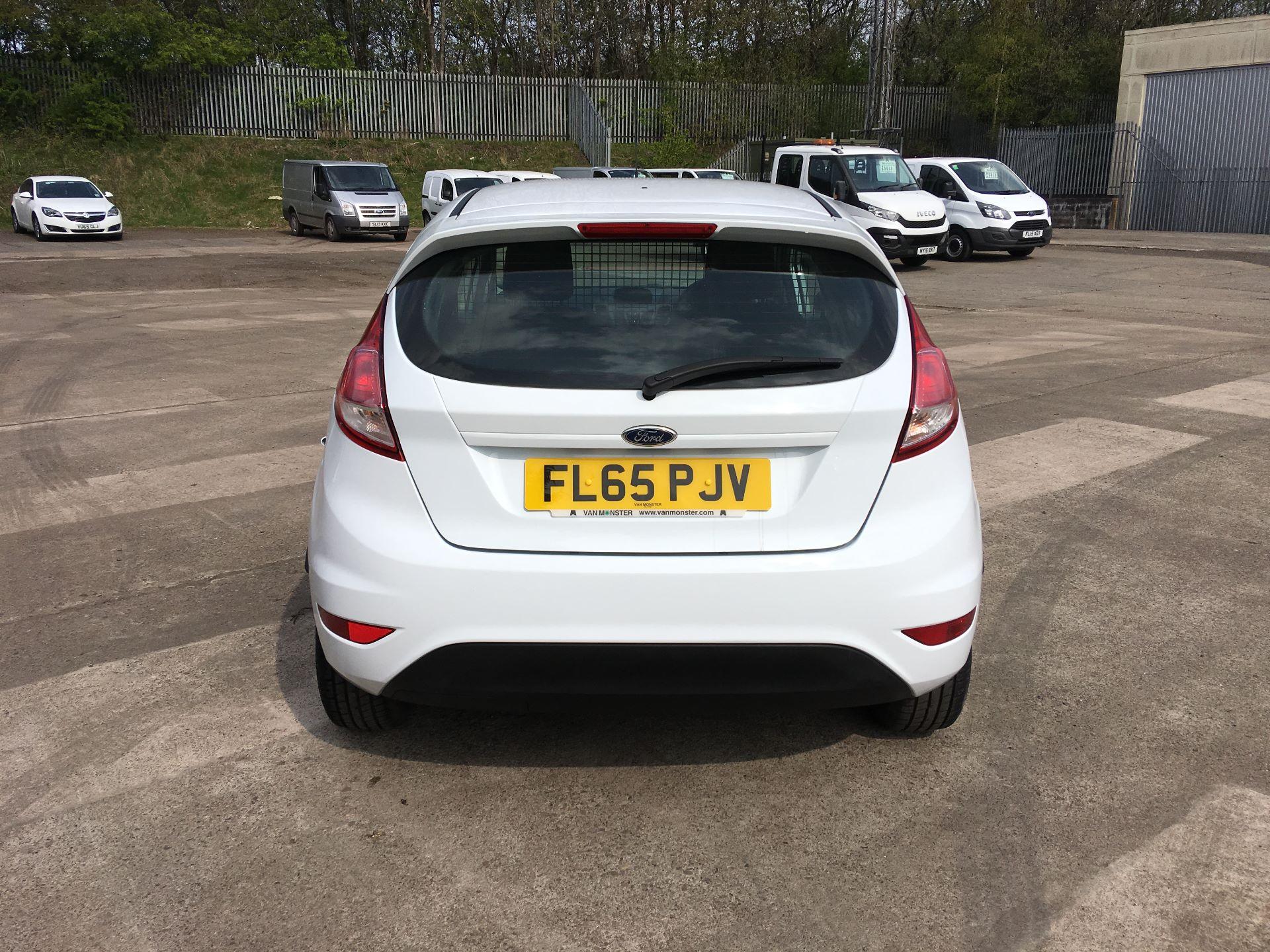 2015 Ford Fiesta DIESEL 1.5 TDCI VAN EURO 5/6 (FL65PJV) Image 11